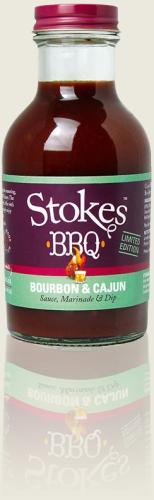 Stokes Bourbon Cajun BBQ Sauce