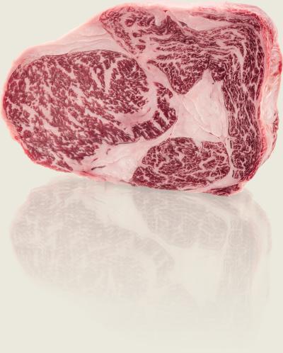 Jack's Creek Wagyu Rib Eye Steak MS9+
