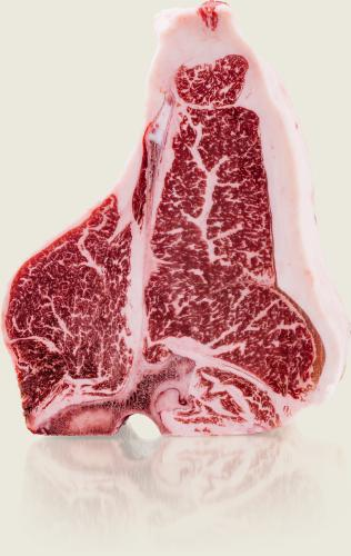 Jack's Creek Wagyu Porterhouse Steak MS7-8