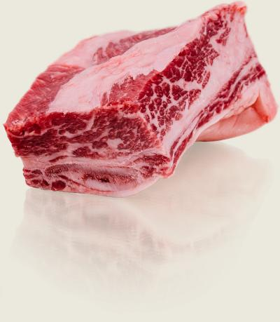 Greater Omaha Gold Label Mastercut Short Rib
