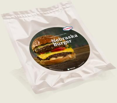 Greater Omaha Gold Label Burger
