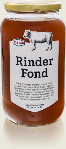 ALBERS – Rinder Fond 1l