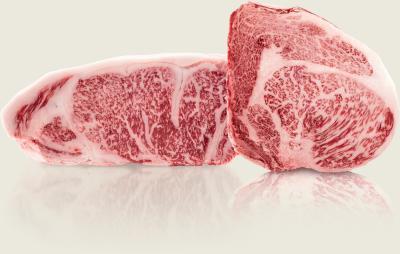 Kobe-Probierpaket: Entrecôte und -Roastbeef