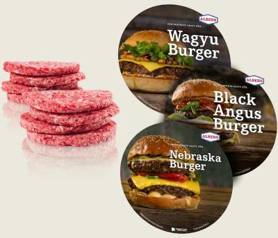 Burger Probierpaket