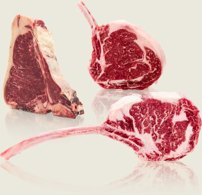 Big Steak Box: Imposantes am Knochen.